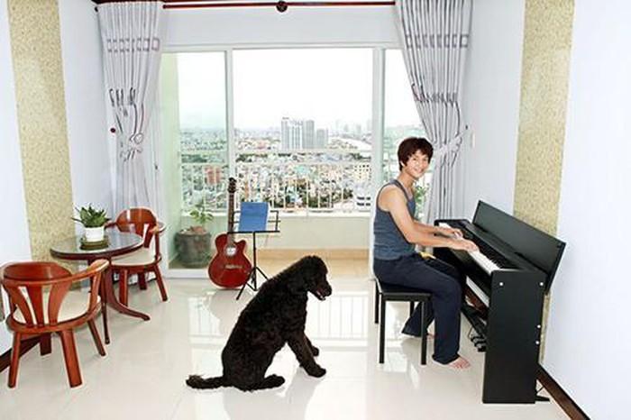 Căn hộ giản dị của diễn viên Huỳnh Anh vướng tin đồn hẹn hò Hồng Quế-3