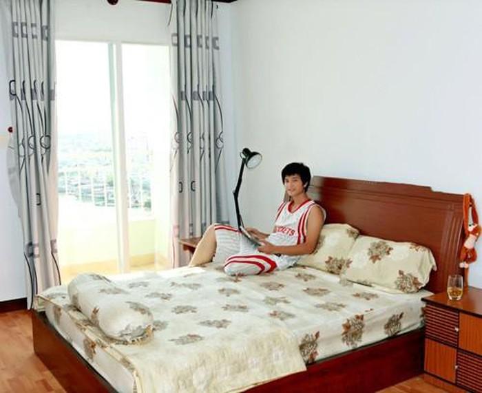 Căn hộ giản dị của diễn viên Huỳnh Anh vướng tin đồn hẹn hò Hồng Quế-8