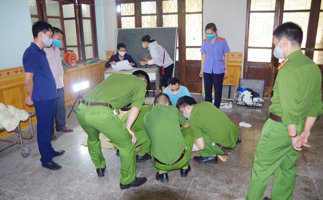Lý lịch của nghi phạm sát hại nữ hiệu phó trường Cao đẳng Sư phạm Hà Giang-1