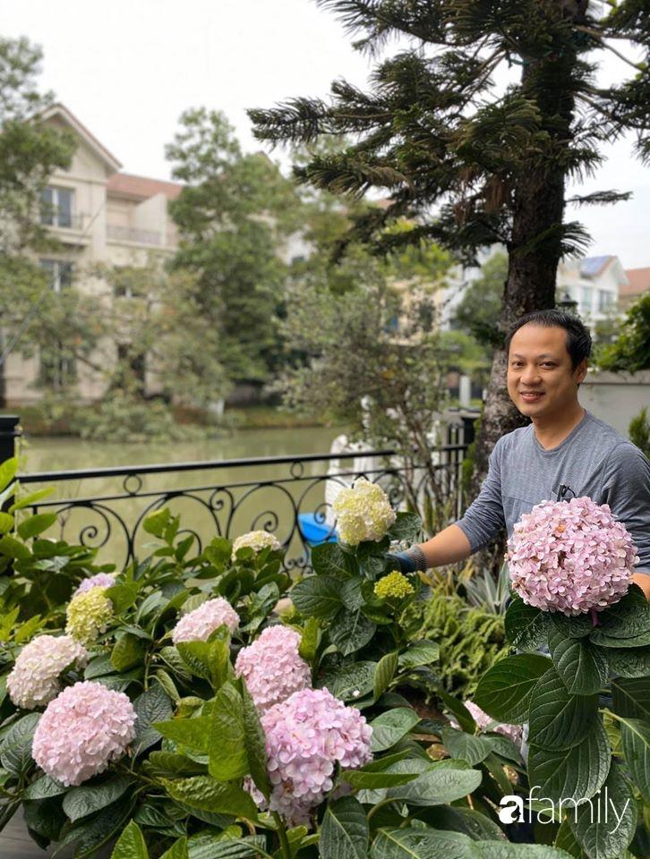Người đàn ông đang sở hữu góc vườn đẹp hút hồn ở Hà Nội chia sẻ kinh nghiệm trồng cây để có khu vườn đẹp như châu Âu-2