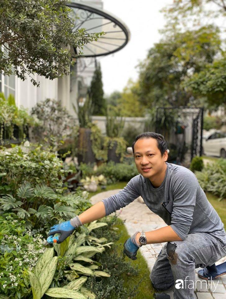 Người đàn ông đang sở hữu góc vườn đẹp hút hồn ở Hà Nội chia sẻ kinh nghiệm trồng cây để có khu vườn đẹp như châu Âu-7