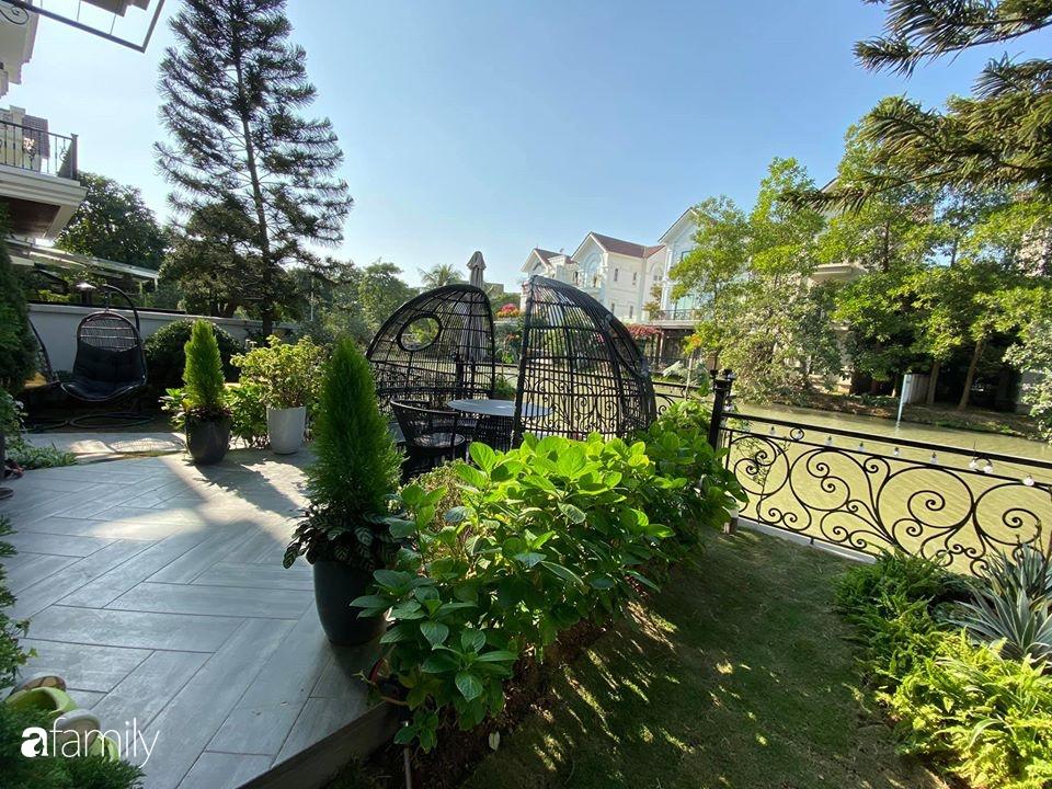 Người đàn ông đang sở hữu góc vườn đẹp hút hồn ở Hà Nội chia sẻ kinh nghiệm trồng cây để có khu vườn đẹp như châu Âu-14
