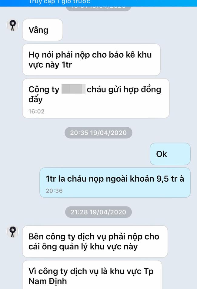 Kế sau Đường Nhuệ, nhiều cơ sở dịch vụ hỏa táng Nam Định đồng loạt lên tiếng tố cáo tình trạng bị bảo kê, phải nộp phí lên đến cả triệu đồng!-3