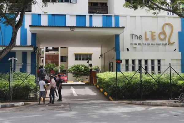 Ca nhiễm tăng 70 lần trong 2 tuần, Singapore hóa tâm dịch lớn nhất ĐNA-1