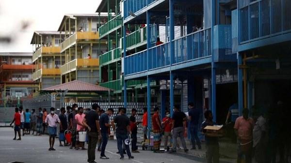 Ca nhiễm tăng 70 lần trong 2 tuần, Singapore hóa tâm dịch lớn nhất ĐNA-2