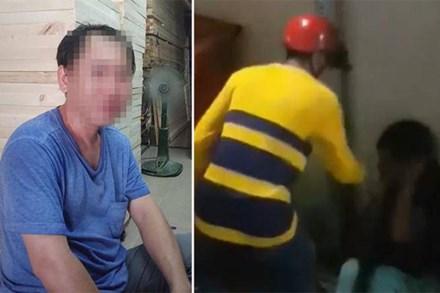 Vụ thanh niên giở trò đồi bại với cô gái: Người quay clip trần tình việc không giải vây