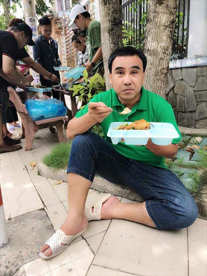 Hình ảnh khiến triệu người thích thú của MC giàu nhất nhì Việt Nam Quyền Linh-9