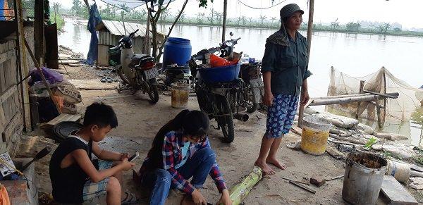 Người mẹ sinh 14 đứa con ở Hà Nội: Nhà tôi tự cách ly ở giữa đồng, vui lắm-2