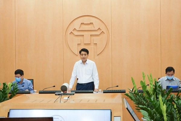 Chủ tịch HN: Chúng tôi hiểu, mọi người ở nhà cũng bí bách nhưng cần khắc phục vì chính mình và xã hội-2