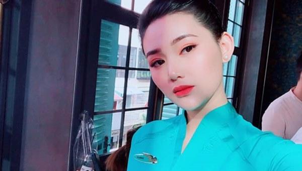 Những nữ tiếp viên hàng không Việt nổi tiếng vì mặt xinh, thân hình gợi cảm-23