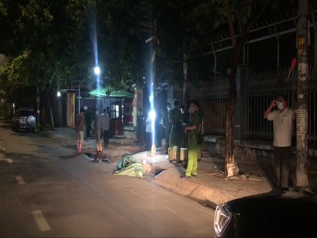 Sự thật bất ngờ vụ phát hiện thi thể người đàn ông trong bao tải trên vỉa hè Sài Gòn-1