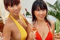 Cuộc sống cách ly trong villa của siêu mẫu Hà Anh