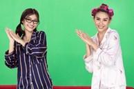 Võ Hoàng Yến, Kiều Loan nhảy vũ điệu rửa tay