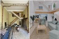 Chán cảnh nhà thuê, cặp vợ chồng ở Hải Phòng 'mạnh tay' mua căn nhà cũ kỹ có tuổi thọ 15 năm để biến thành không gian sống đậm chất Hàn Quốc
