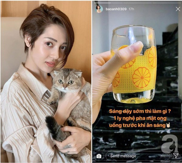 Bí mật xinh đẹp, khỏe khoắn của Hà Tăng và công chúa béo nhà Duy Mạnh chính là cốc nước này nhưng khi dùng đừng quên 6 điều quan trọng-3