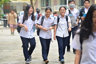 Bộ GD-ĐT chính thức chốt phương án thi tốt nghiệp THPT Quốc gia 2020