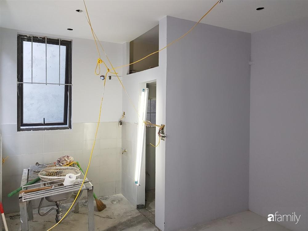 Căn hộ mini 18m² vừa chật vừa bí được cải tạo rộng đẹp hiện đại sau khi đập tường, bỏ gác xép ở Hà Nội-6