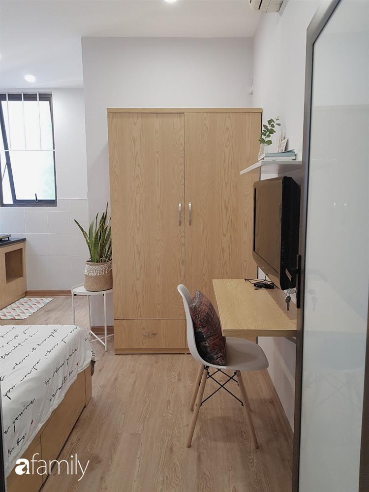 Căn hộ mini 18m² vừa chật vừa bí được cải tạo rộng đẹp hiện đại sau khi đập tường, bỏ gác xép ở Hà Nội-14
