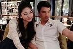 Chị em Á hậu lấy chồng đại gia: ăn mặc sang chảnh, lúc nào cũng xách túi hiệu đôi-16