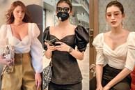 Kiểu áo vừa sexy vừa sang chảnh đang được các quý cô châu Á thi nhau diện, bạn còn chưa update thì thật có lỗi với tủ đồ