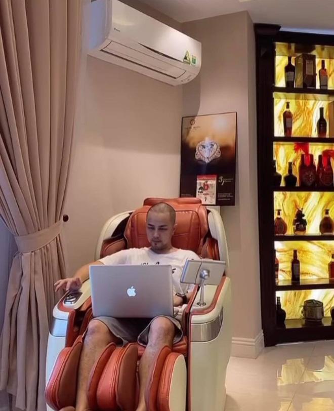 Ảnh nét căng biệt thự 2 mặt tiền như khách sạn 5 sao của anh trai ca sĩ Bảo Thy và vợ hotgirl-2