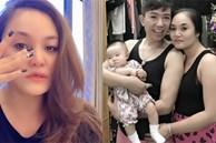 Cô vợ sinh cho Long Nhật 4 con bật khóc trên truyền hình, nhắc đến ba mẹ chồng sau chỉ trích kết hôn giả