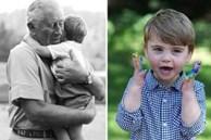 Thái tử Charles đăng bức hình 'Ông và cháu' nhân dịp sinh nhật Hoàng tử Louis làm tan chảy trái tim người hâm mộ, Meghan bất ngờ bị lên án