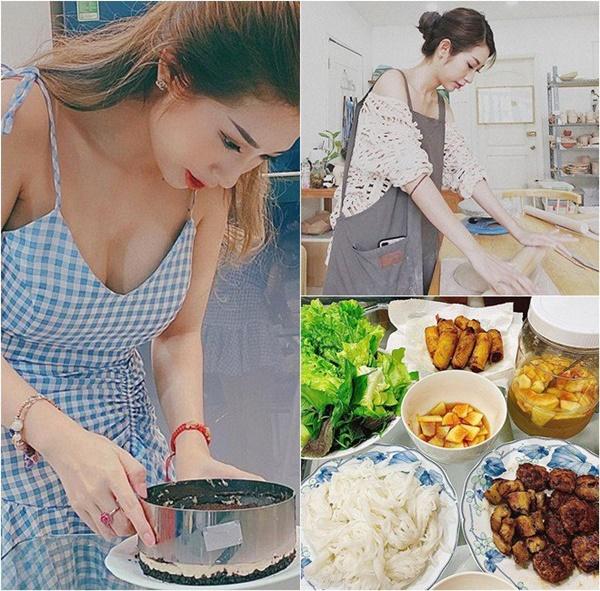 Biệt đội trai chưa vợ, gái chưa chồng showbiz Việthóa đầu bếp đỉnh caomùa dịch-14