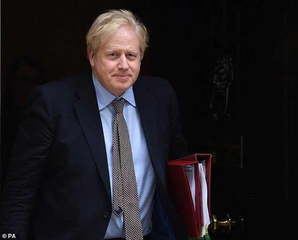 Khỏi COVID-19, Thủ tướng Anh trở lại làm việc từ thứ Hai-1