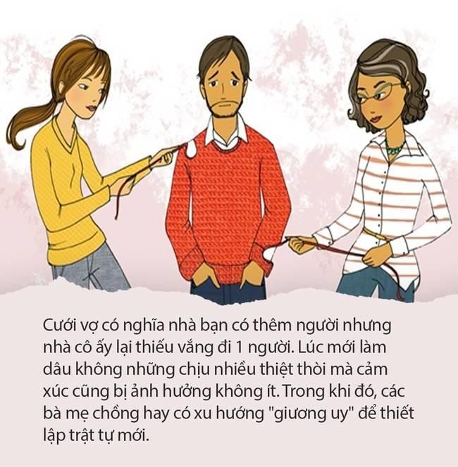 Phát hiện đáp án hoàn hảo cho câu hỏi Mẹ chồng và vợ gặp nạn chồng sẽ cứu ai trước và chân lý chính đàn ông là yếu tố cân bằng mọi mối quan hệ-3