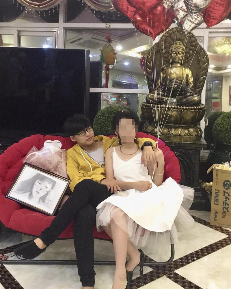 Em trai Sơn Tùng M-TP thân mật, ôm vai bá cổ con gái Đường Nhuệ-3