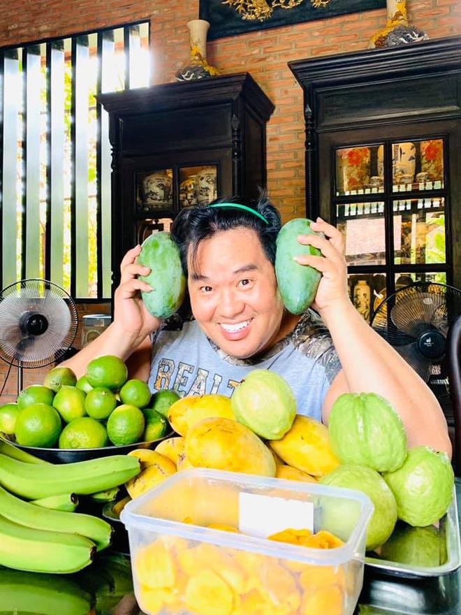 Diễn viên hài Hoàng Mập: Tôi nặng hơn 147 kg, bị nhiều bệnh-2