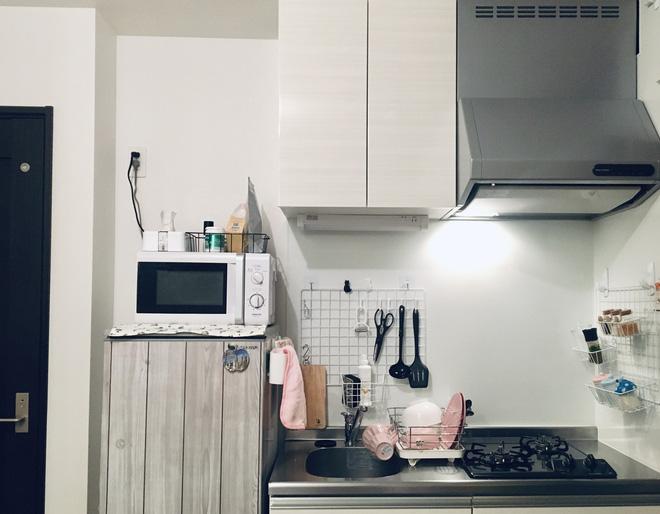 Nữ du học sinh Nhật Bản cải tạo nhà trọ cũ kỹ thành nơi vừa chill vừa sang, chi phí mới là điều bất ngờ nhất-4