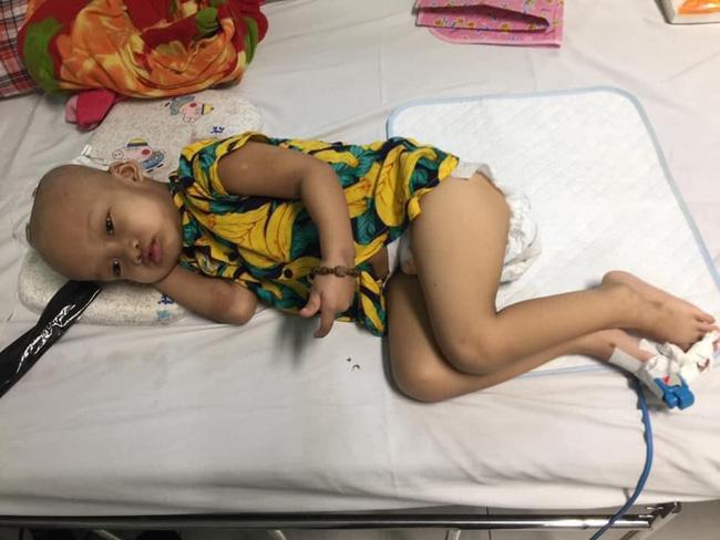 Bức thư đẫm nước mắt của người mẹ bất hạnh viết cho con gái 3 tuổi mắc bệnh ung thư-3