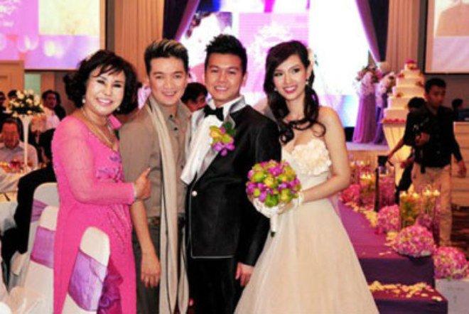 4 cặp đôi con nhà đại gia Việt tổ chức siêu đám cưới tiền tỷ giờ ra sao?-4