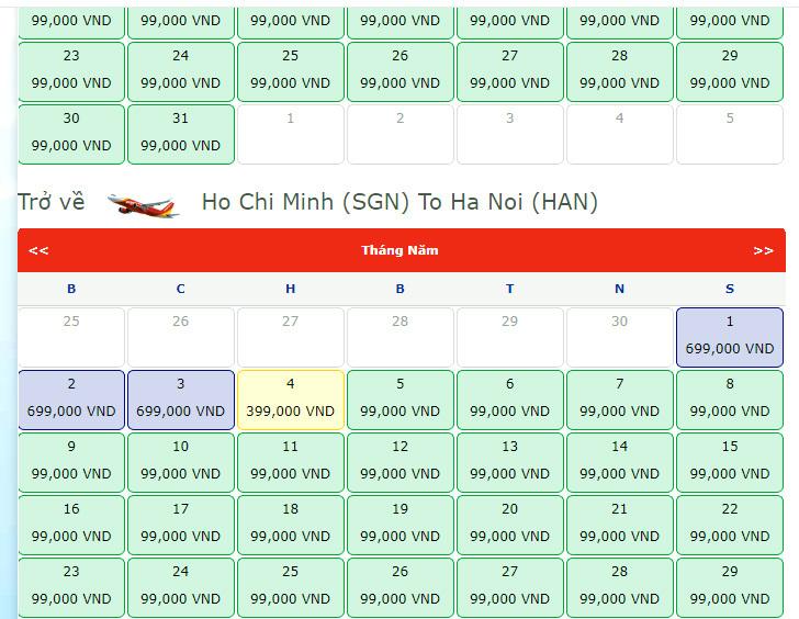 Giá vé máy bay giảm mạnh, lên kế hoạch đi du lịch-2