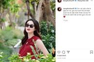 Hoa hậu Đặng Thu Thảo lần đầu khoe bụng bầu to vượt mặt và tiết lộ thời gian dự sinh con thứ 2