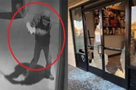 Hàng loạt cửa tiệm của người Việt tại Mỹ bị đập phá trong đêm