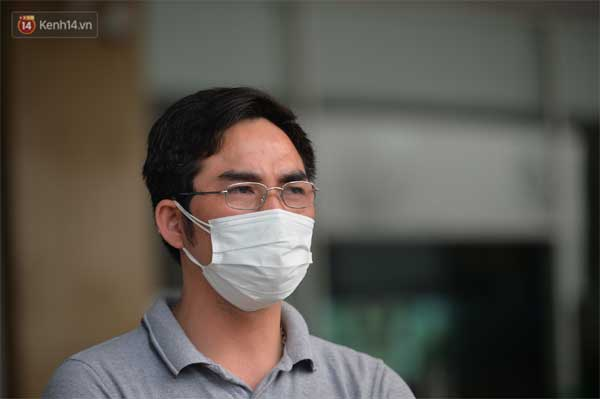 Bệnh nhân 137 nghi ngờ dương tính trở lại với SARS-CoV-2, được chuyển ra Hà Nội sau một ngày về Nghệ An-1