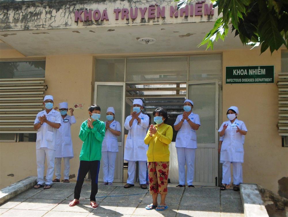 Nữ giúp việc cho bệnh nhân 34 dương tính trở lại sau 14 ngày được công bố khỏi bệnh tại Bình Thuận-1