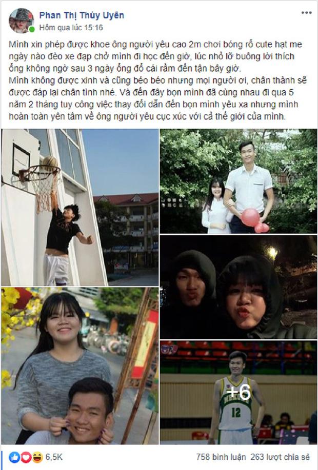 Câu chuyện cọc đi tìm trâu và mối tình kéo dài hơn 5 năm của chàng kều tuyển bóng rổ Việt Nam gây sốt cộng đồng mạng-1