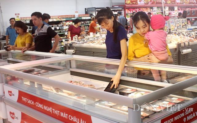 Bất an với thịt heo đông lạnh trên chợ online-4