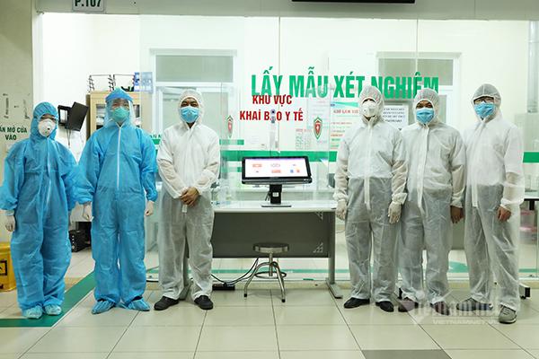 Sàng lọc không tiếp xúc người nghi nhiễm Covid-19 bằng công nghệ-1