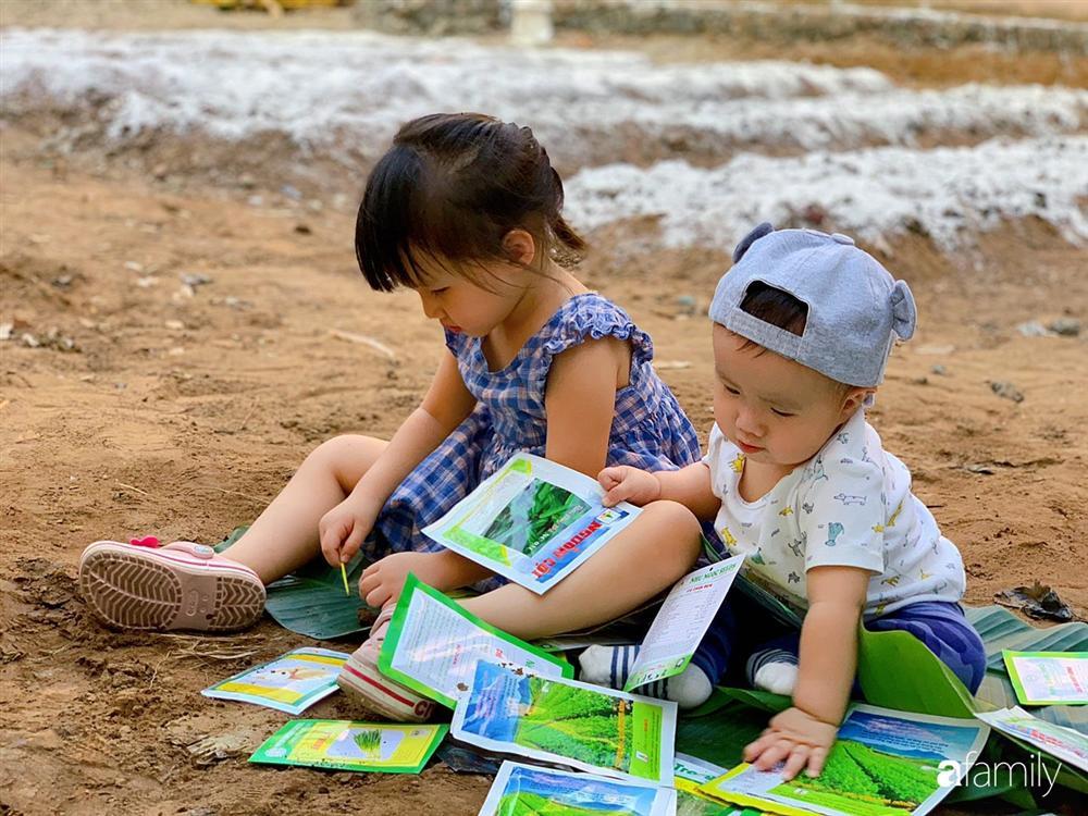 Nghỉ dịch ở nhà, gia đình trẻ gắn kết yêu thương bằng cách cải tạo vườn rau xanh tốt giữa lòng Sài Gòn-9