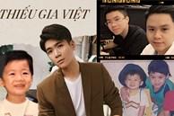 Xem ảnh hồi bé của hội thiếu gia Việt mới thấy ai cũng khí chất trời cho, có muốn cũng chả bắt chước được