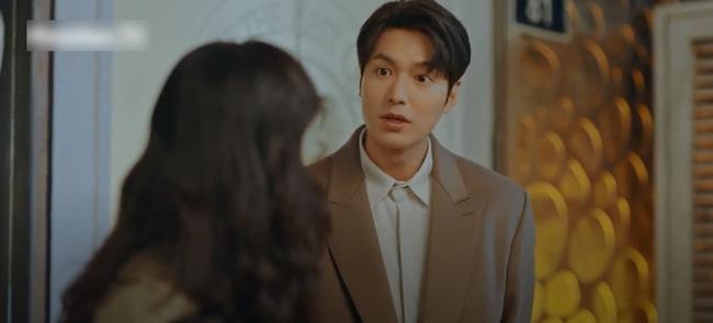 Quân vương bất diệt tập 3: Tốn công bao nuôi, Lee Min Ho lại bỏ đi âm thầm khiến Kim Go Eun hụt hẫng-6