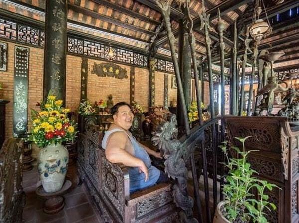 Nhà vườn như biệt phủ của diễn viên hài Hoàng Mập-6