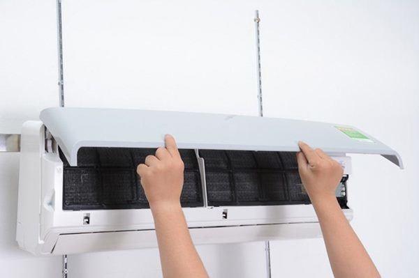 Cách vệ sinh điều hòa đơn giản ai cũng có thể làm trong 15 phút, không cần gọi thợ-1