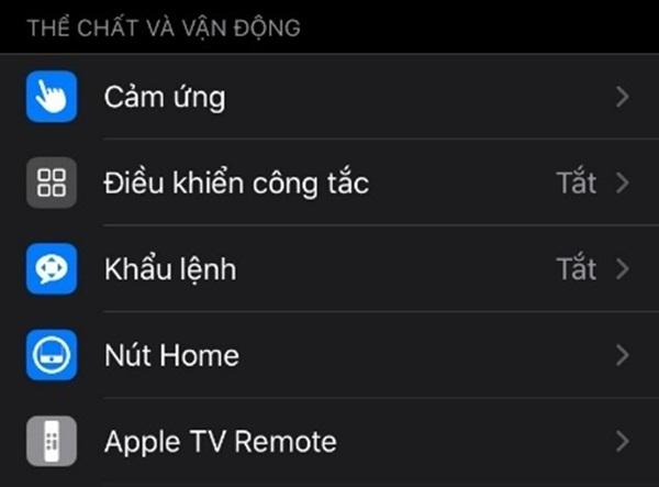 Cách xử lý khi iPhone chỉ hiển thị nội dung ở nửa dưới màn hình-3