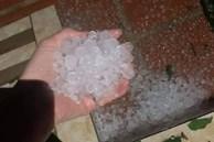 Vì sao TP.HCM mưa đá giữa ngày nắng nóng?